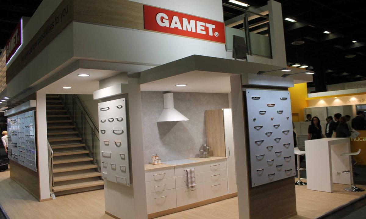 gamet-versus-targi